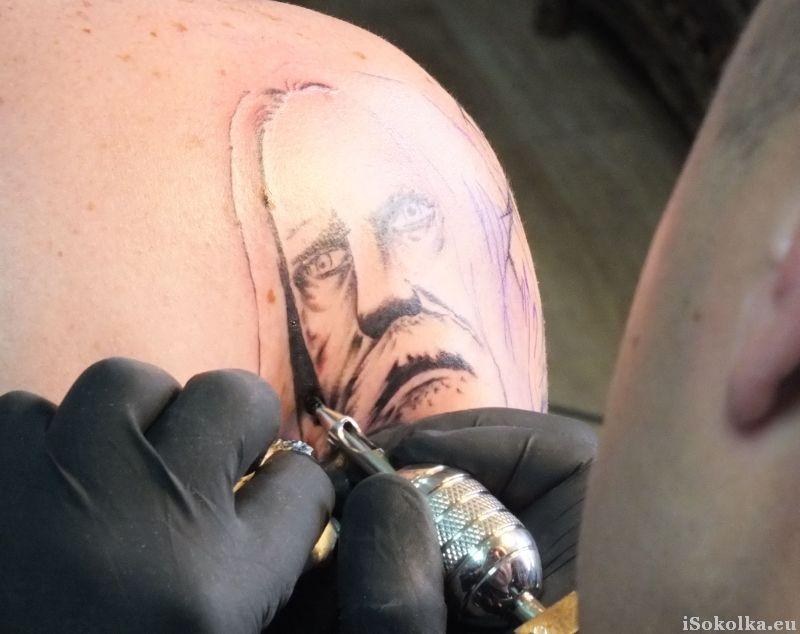 Najdziwniejszy Tatuaż Na Powiekach Na Głowie Na Ustach